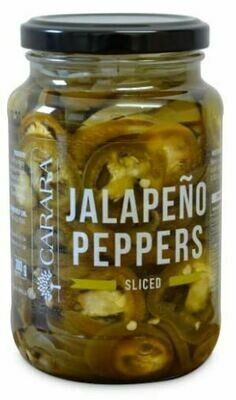 Jalapenos - Sliced 375ml