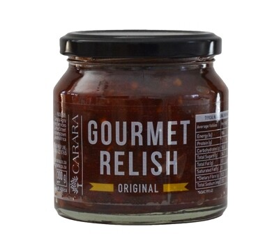 Gourmet Relish (Orginal) 250ml