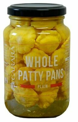 Pattypans Whole 375ml