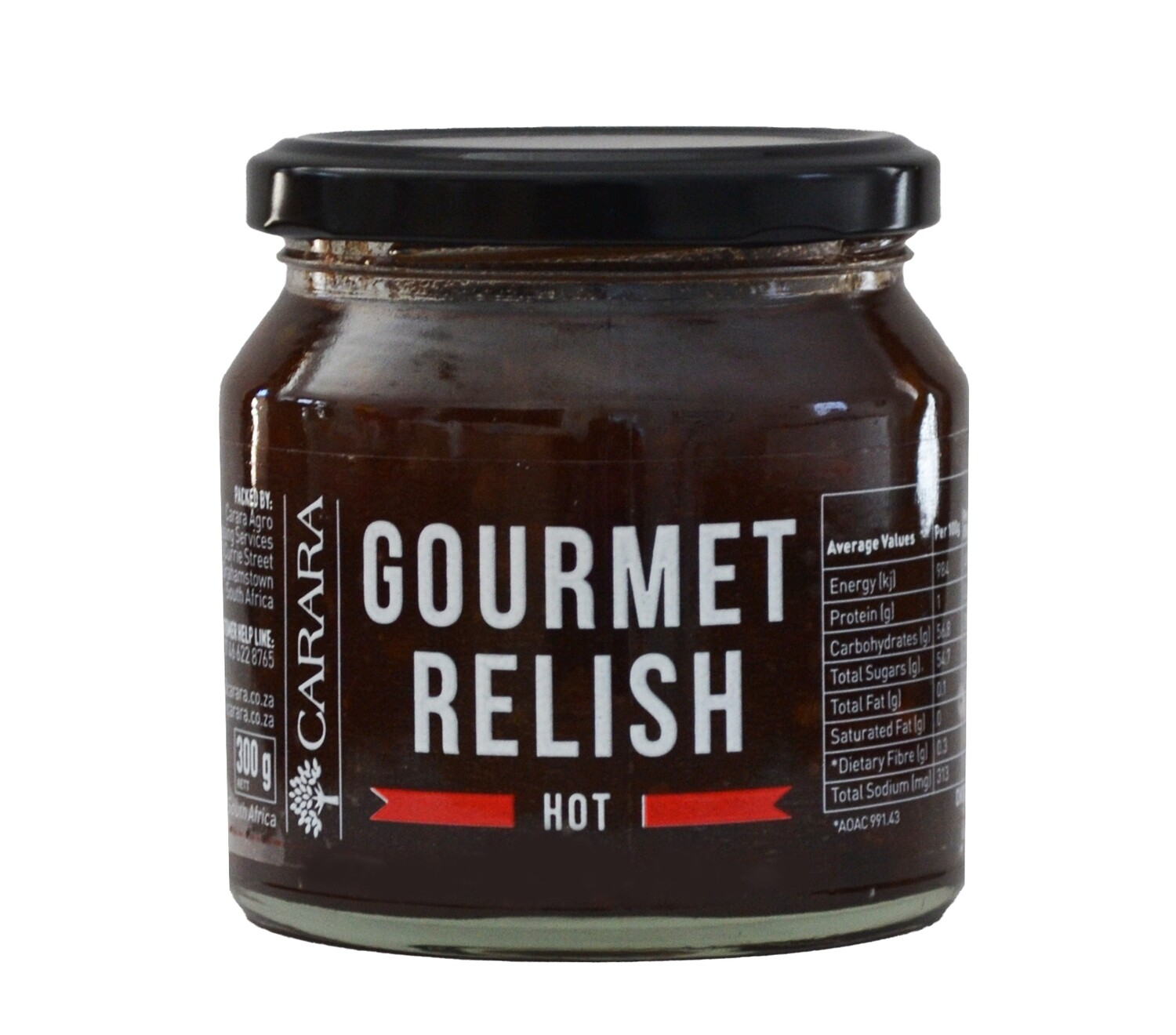 Gourmet Relish (Hot) 250ml