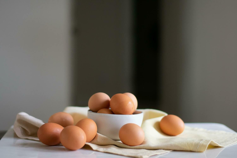 Free Range Eggs (15)