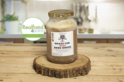 Beef Bone Broth 1 litre