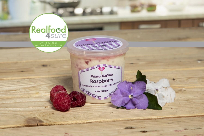 Banting Icecream (Raspberry)
