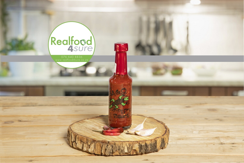 Red Tobago & Garlic 125ml
