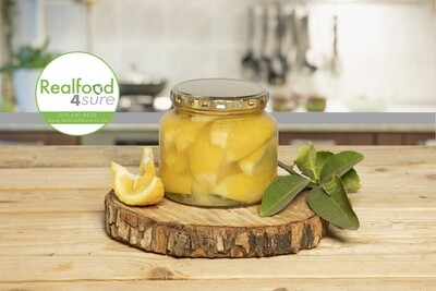 Preserved Lemons 500ml