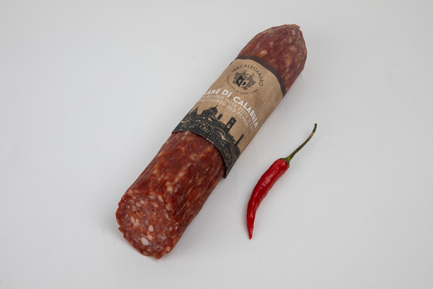 Salami di Calabria (425g on average)