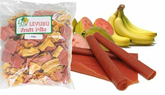 Tropical Fruit Mix 100g (Levubu)