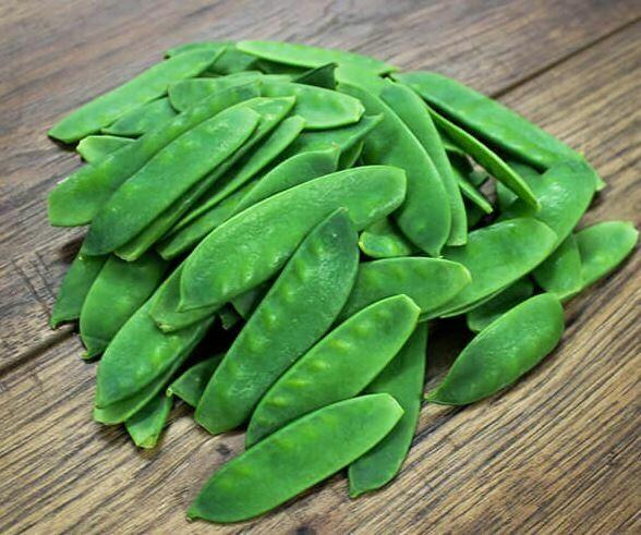Mange Tout Peas 150g