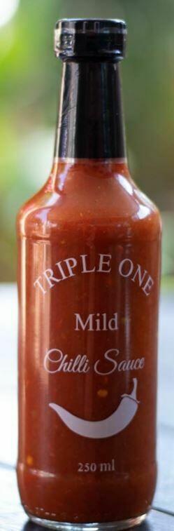 Triple One Mild Chilli Sauce