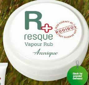 Resque Vapour Rub