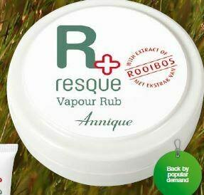 Resque Vapour Rub