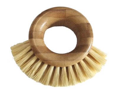 Bamboo Ring Brush