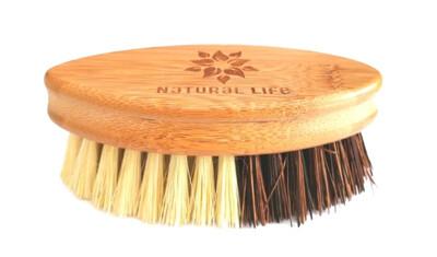 Bamboo Multipurpose scrubbing brush