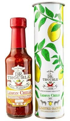 Dr Trouble Lemon Chilli Hot 125ml