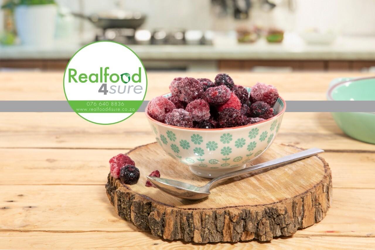 Frozen Mixed Berries 1kg