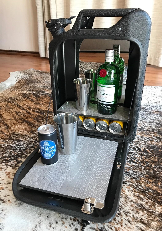 Jerry Can Gin Bar