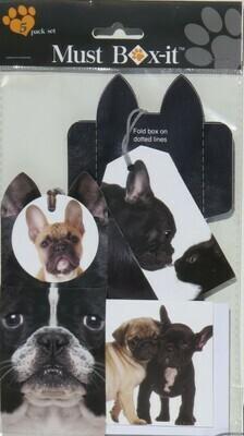 French Bulldog Gift Pack