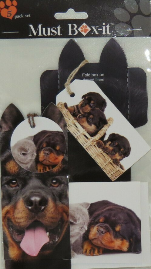 Rottweiler Gift Pack
