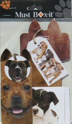 Staffie Gift Pack