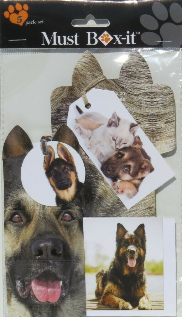 German Shepard Gift Pack