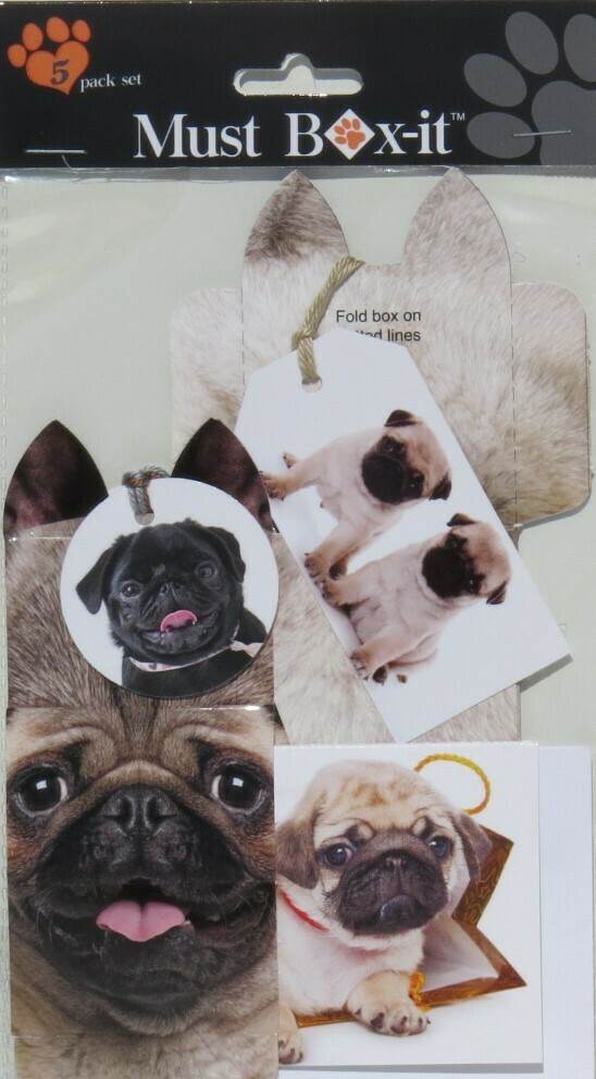 Pug Gift Pack