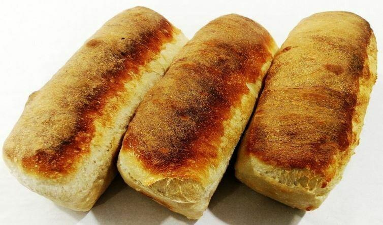 Sourdough School Loaf (Fresh & Sliced)