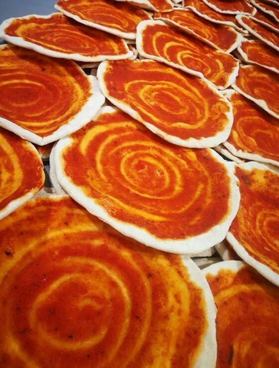 Sourdough Pizza Bases (no Cheese) (2) 27cm