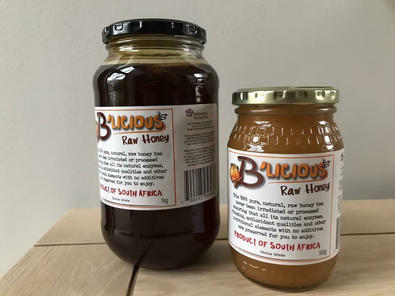 Raw Honey (Macadamia) 500g