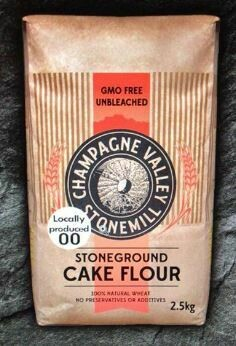 "Stoneground ""00""/Pastry Flour 2.5kg"