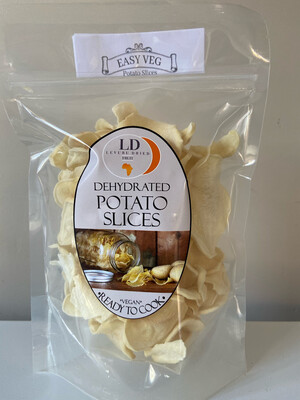 Dehydrated Potato Slices 150g