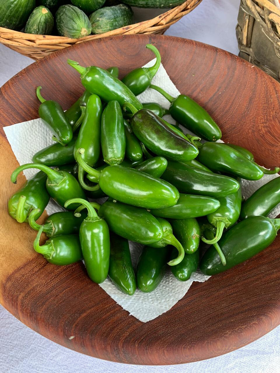 Jalapenos 500g (Red and Green)
