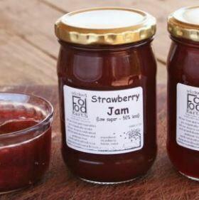 Strawberry Jam 250ml