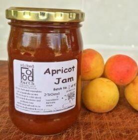 Apricot Jam 250ml