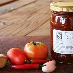 Tomatillo Chilli Jam 250ml