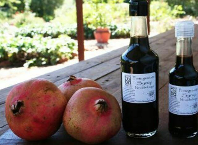 Pomegranate Syrup 250ml