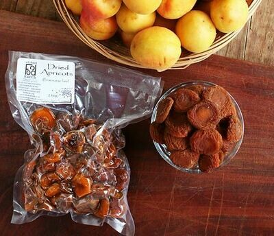 Dried Apricots 100g
