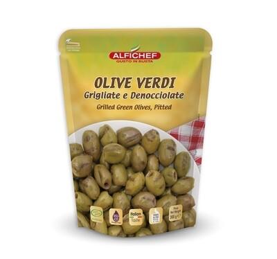 OLIVES GREEN GRILLED 300g