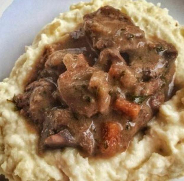 Beef Steak & Kidney Stew 350g
