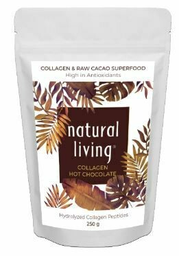 Collagen Hot Chocolate with Raw Cacao 250g