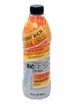 Citrus Splash – BioZest Ready To Drink 500ml (6)