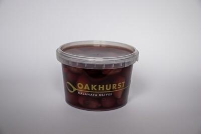 Oakhurst Kalamata Olives in Brine 200g Tub