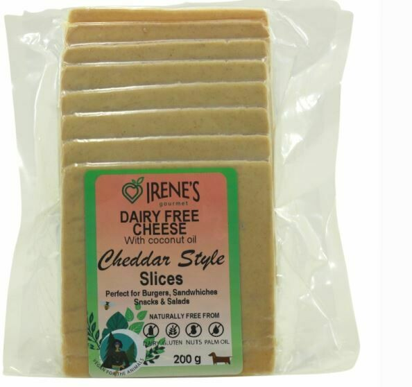 Cheddar style Cheese Sliced - 200g