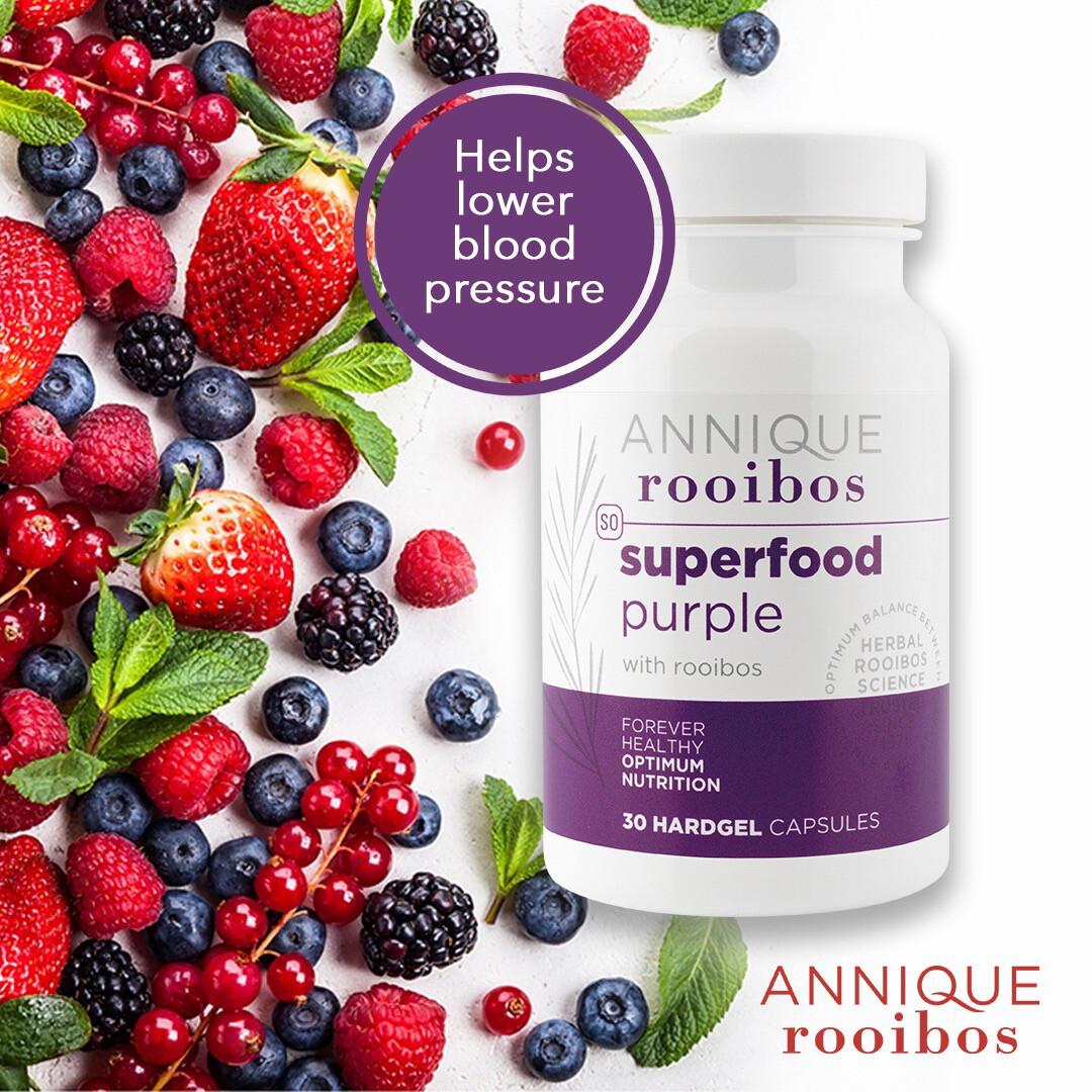 Superfood Purple