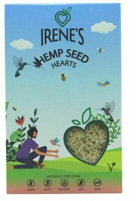 Hemp Seed Hearts - 200g
