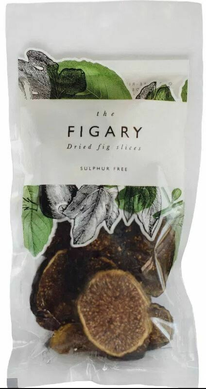 Dried Fig Slices Sulphur Free 60g