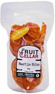 The Fruit Cellar – Naartjies 40g