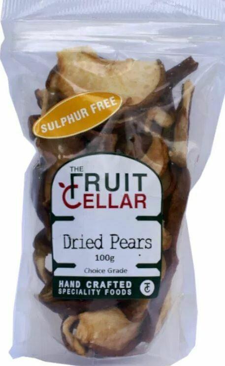 The Fruit Cellar – Pears 100g