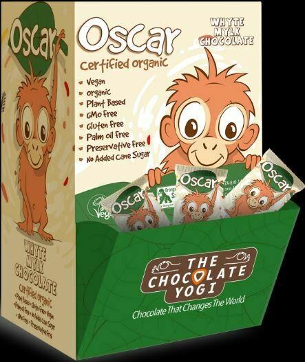 The Chocolate Yogi Oscar Whyte 15g