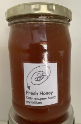 Organic Honey 250ml
