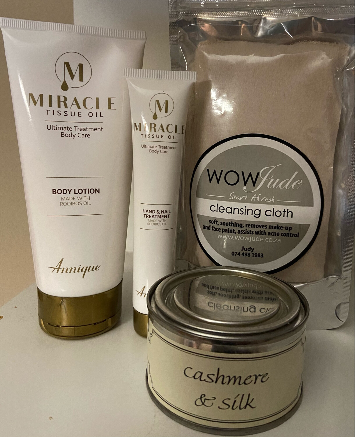 Mothers Day Miracle Tissue Oil Annique Gift Pack